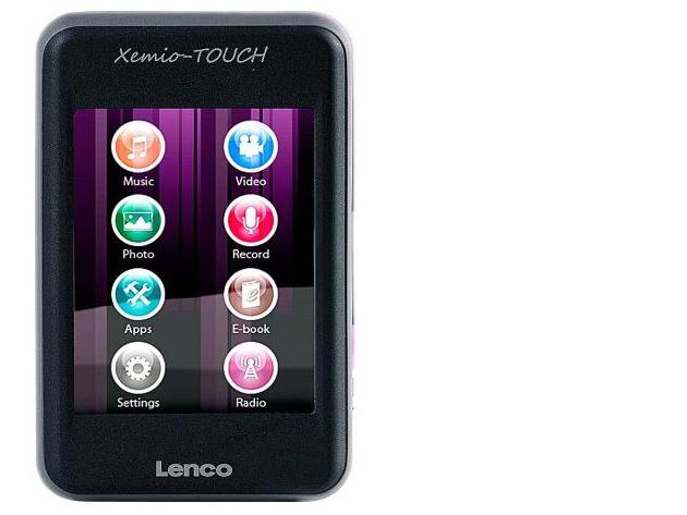 Lenco Xemio-950 Mp3 Mp4 Mp5 lejátszó