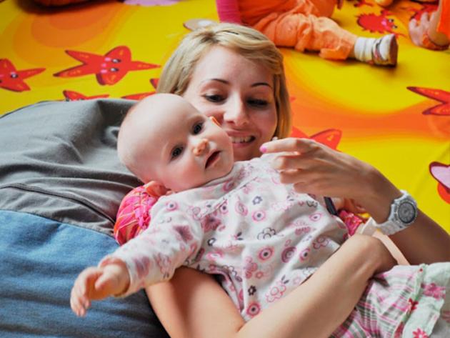 Foglalkozás kismamáknak (Választható torna, tánc és jóga)