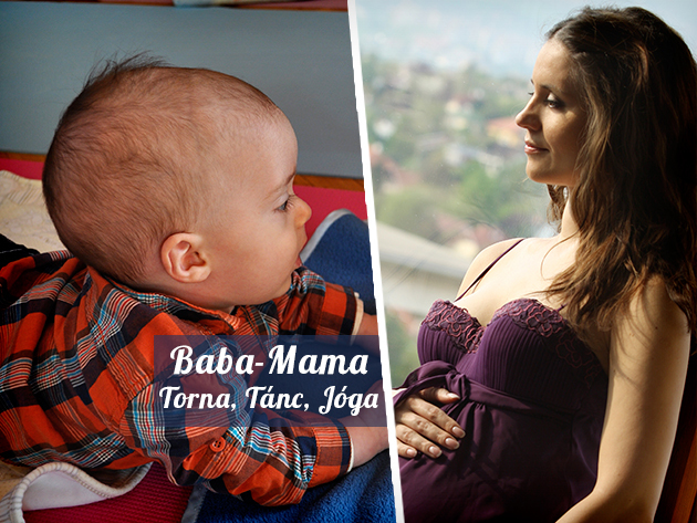 Torna, tánc és jóga bérletek kismamáknak a Boloria Stúdióban 3.700 Ft-ért