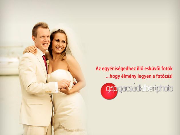 Külön napi Esküvői Kreatív fotózás 25.000 Ft-ért, és szertartásfotózás 19.900 Ft-ért.