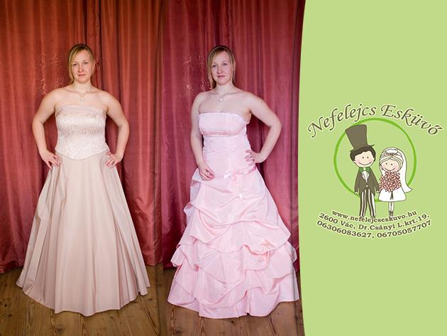 Vásárold meg álmaid ruháját kölcsönzési áron, mindössze 15.000 Ft-ért!