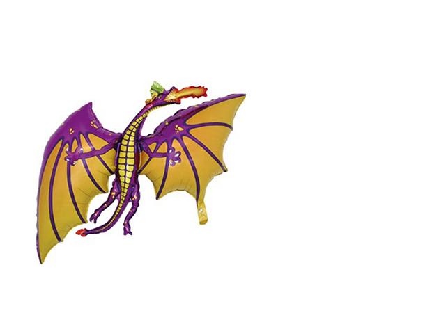 Lila sárkány