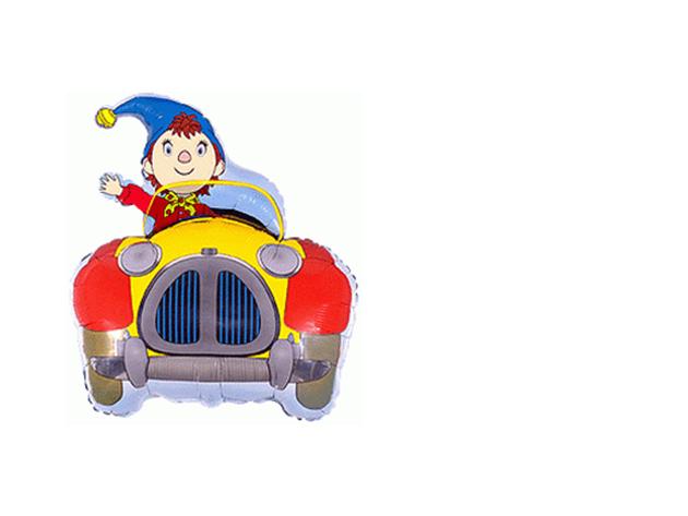 Noddy autó