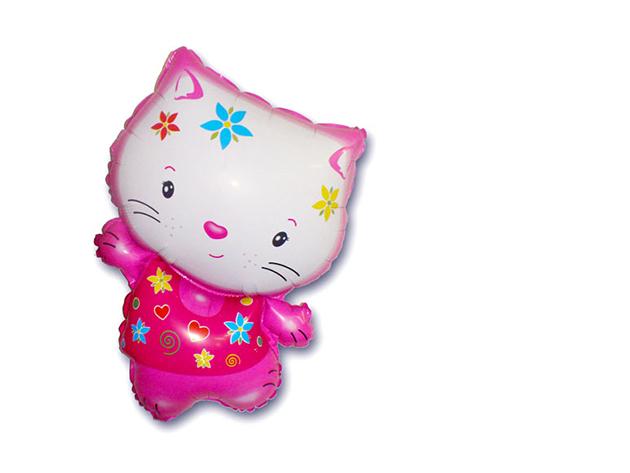 Rózsaszín cica