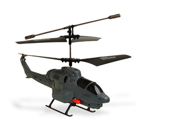 Rakétakilövős RC Harci Helikopter