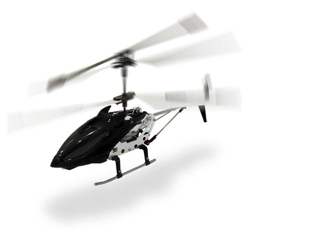 Gyro Flyer, Önstabilizáló helikopter