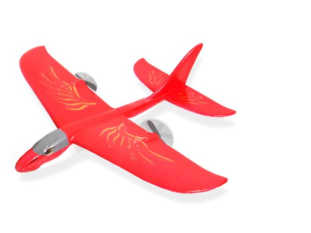 RC Vörös Sólyom Repülőgép