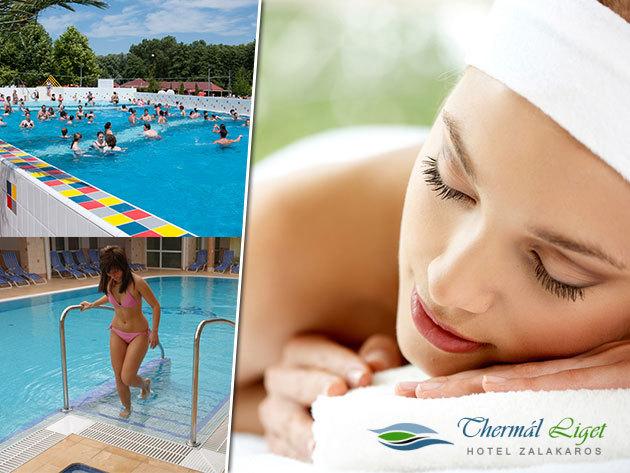 Wellness és termál napok Zalakaroson félpanziós ellátással, a híres Gránit fürdő szomszédságában!