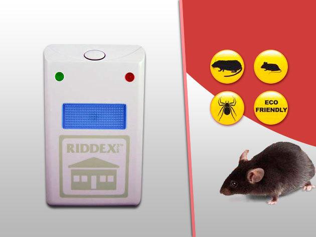 Pest Repeller rovar, rágcsáló és csótányriasztó készülék kiszállítással 7.000 Ft helyett 2.990 Ft-ért!