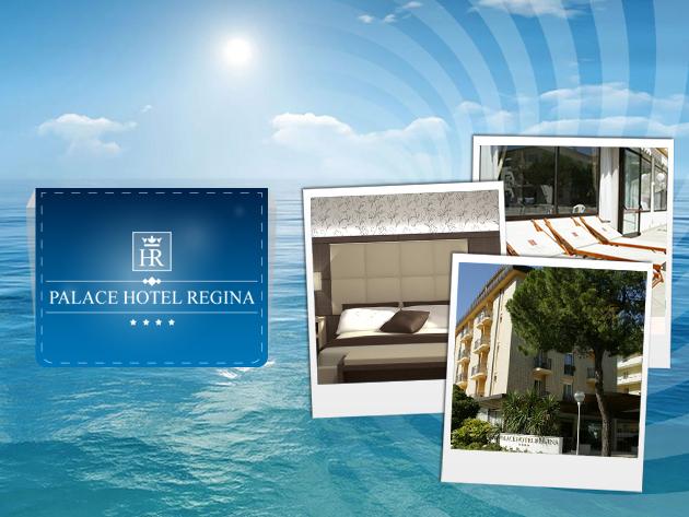 Tölts el Te is kedveseddel egy kellemes hetet Olaszországban (Bibione), a Palace Hotel Regina **** vendéglátásában 224.000 Ft helyett 134...