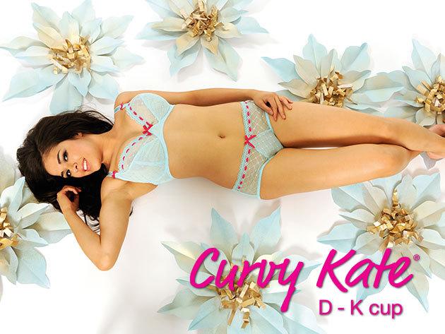Szupercsinos melltartók D-K kosárméretben a Te stílusodban - Curvy Kate fehérneműk.
