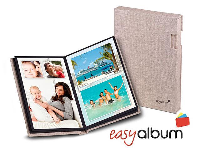 Easy fotóalbumok ajándék Mitsubishi fotónyomtatással és fényképes naptár már 1.290 Ft-tól!
