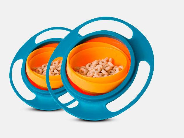 Gyro Bowl - bébi tányér – duopack