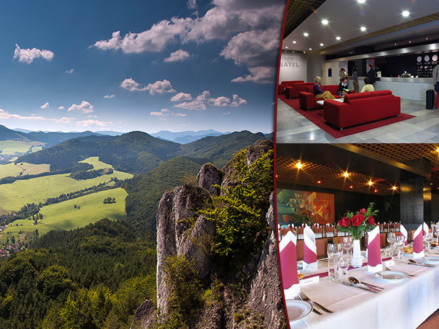 3nap/2éj 2 fő részére reggelivel a Hotel Satel*** -ben Poprádon (Szlovákia), 17.990 Ft-ért!