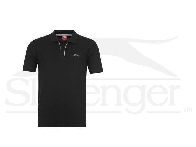 Slazenger Plain férfi galléros póló - fehér. 4.790 Ft helyett. 2.390 Ft.  Lejárt  ( Termek fekete middle 4716b28a00
