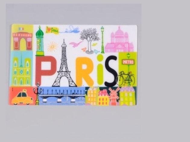 Párizsos asztali alátét