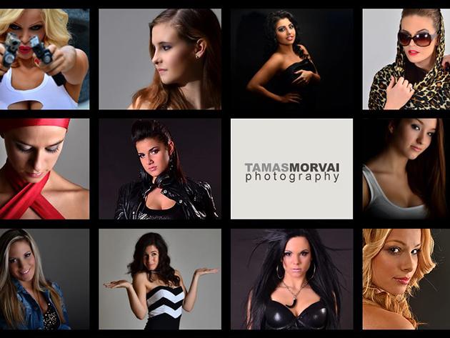 Modellfotók Morvai Tamás fotográfustól 65.000 Ft helyett 19.900 Ft-ért!