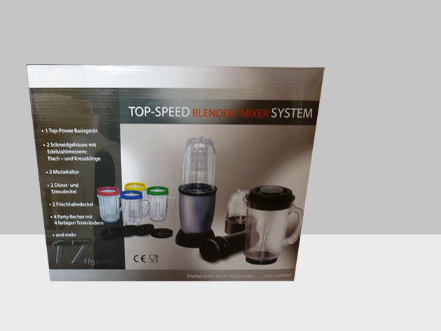 Top-Speed Blender / Mixer