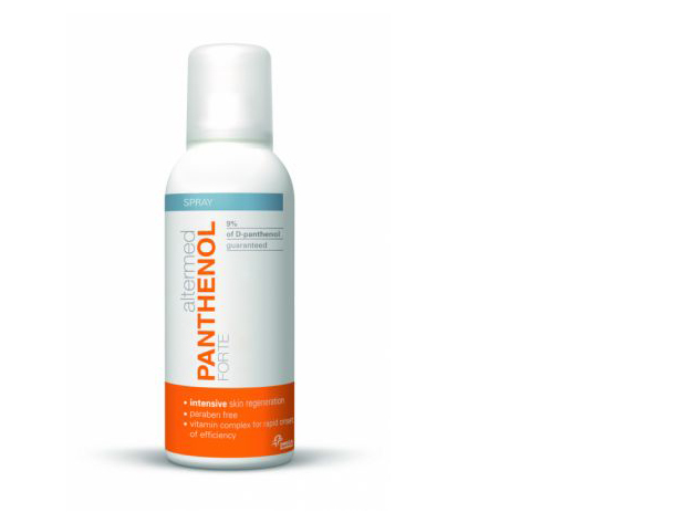 Panthenol Forte 9% spray 150 ml - Hűsítő gondoskodás napégésre