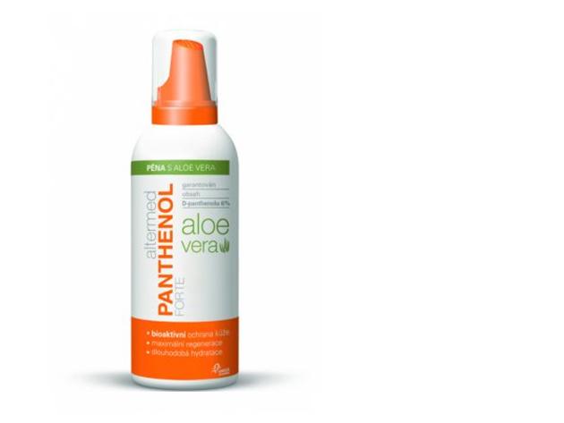 Panthenol Forte 9% spray aloe verával 150 ml - Extra gondoskodás napégésre