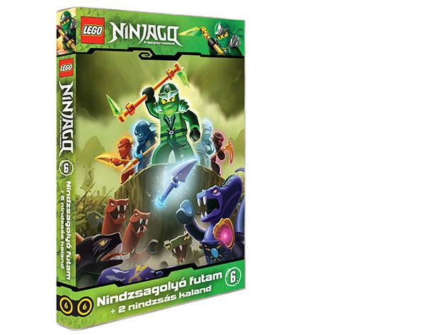 LEGO Ninjago 6.-os DVD (6)