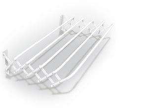 Fali harmonika ruhaszárító (80cm) - GIMI