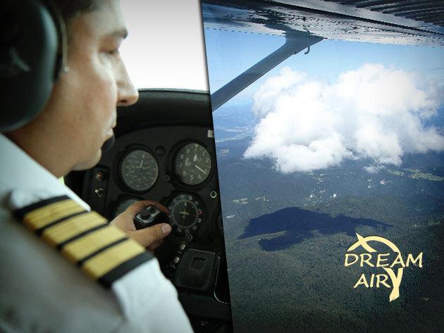 Sétarepülés a Dunakanyar felett Magyarország legnagyobb Cessna repülőjével!