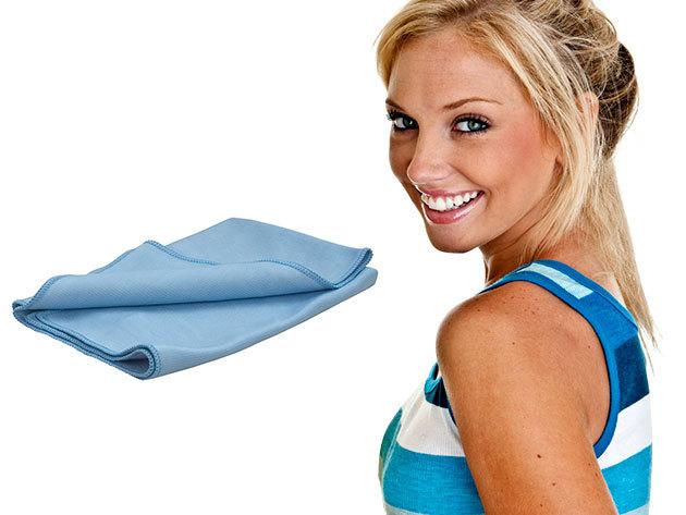 A mikroszálas törlőkendővel egészséges és tökéletesen tiszta lesz az otthonod!