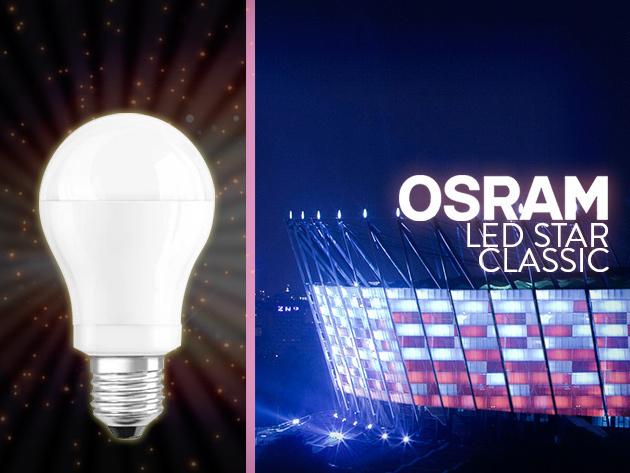 Spórolj a villanyszámlán akár 80%-ot! Osram LED E27-es izzó 3 év cseregaranciával 10.738 Ft helyett 2.990 Ft-ért!