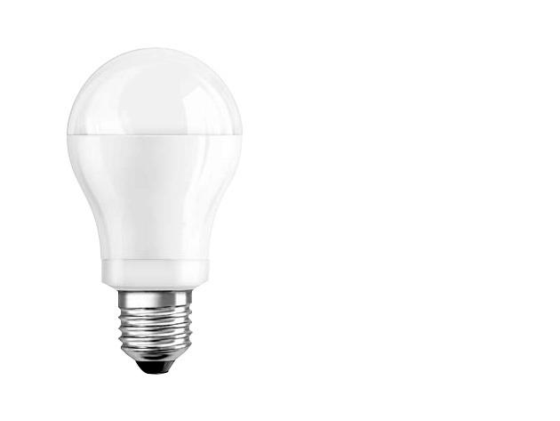Osram LED STAR CLASSIC A 40 8W/827 E27 220-240V
