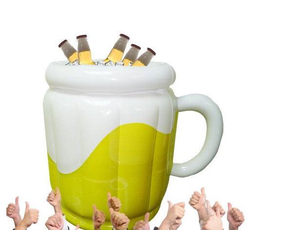 Felfújható söröskorsó