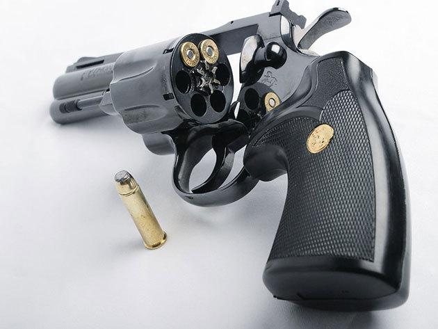 Élménylövészet 4 különböző, kis és nagy kaliberű fegyverrel, 36 lövéssel