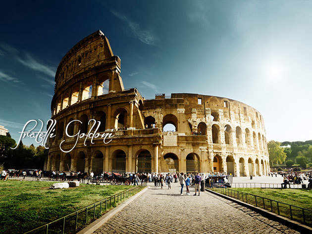 Róma a világ köldöke – utazás és szállás félpanziós ellátással, idegenvezetéssel, 6nap/5éj 69.990 Ft/fő!