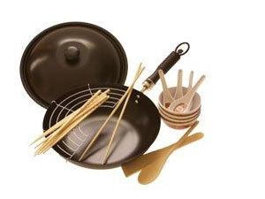 18 részes wok készlet