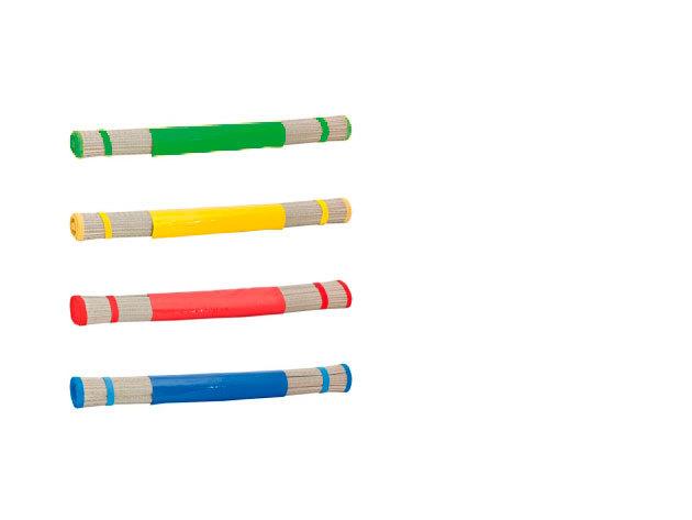 Strandgyékény felfújható párnával - kék, piros, sárga, zöld