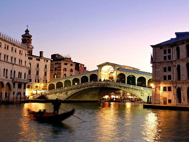 Romantika Velence szívében - utazás magánrepülővel