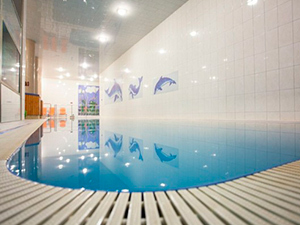Balatonszemes - Szinbád Wellnes Hotel  2 fő részére/2éj félpanzióval