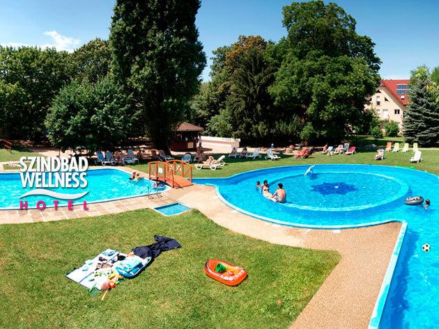 Főszezoni nyaralás félpanziós ellátással Balatonszemesen, csak 49.900 Ft/2 fő/2 éj!