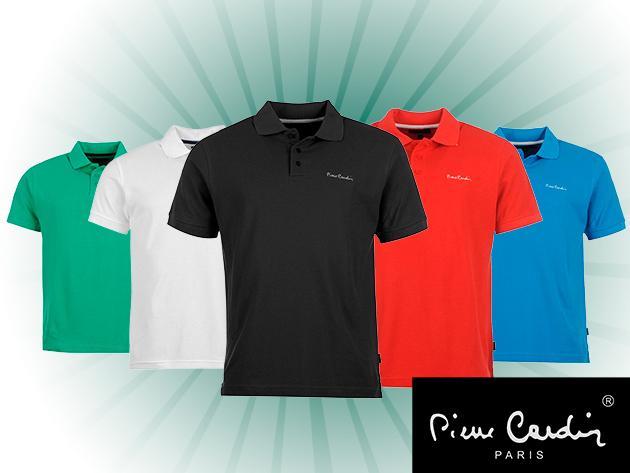Pierre Cardin férfi galléros pólók, 6.490 Ft helyett 2.990 Ft-ért!
