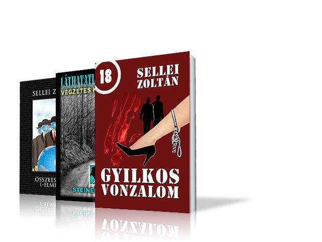 Kis Krimi Csomag (Tetszőlegesen választható 3 kötet)
