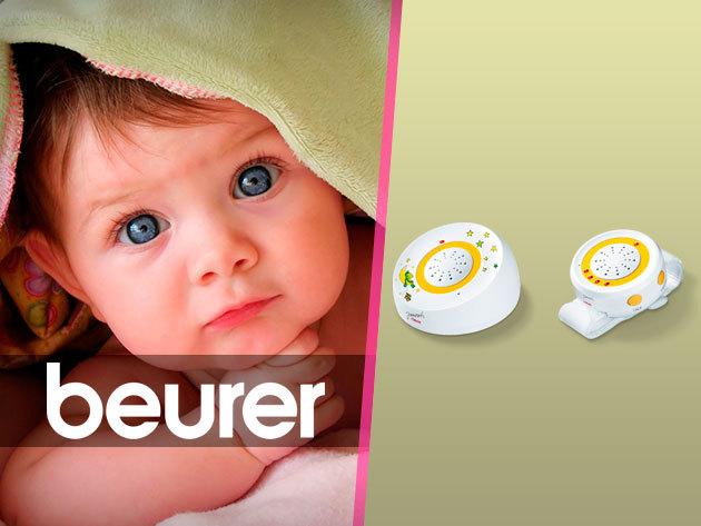 Minőségi Beurer babafigyelő 9.990 Ft-ért!