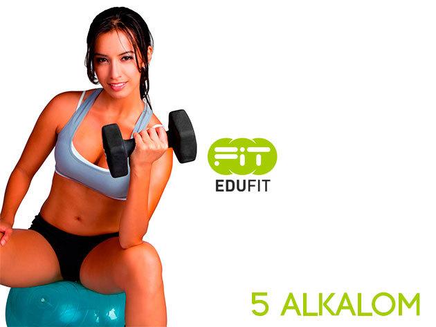 5 alkalmas egyéni fitness edzés személyi edzővel