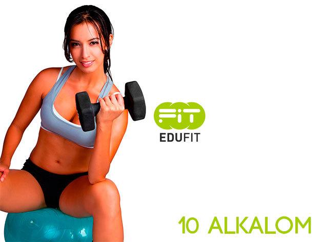 10 alkalmas egyéni fitness edzés személyi edzővel