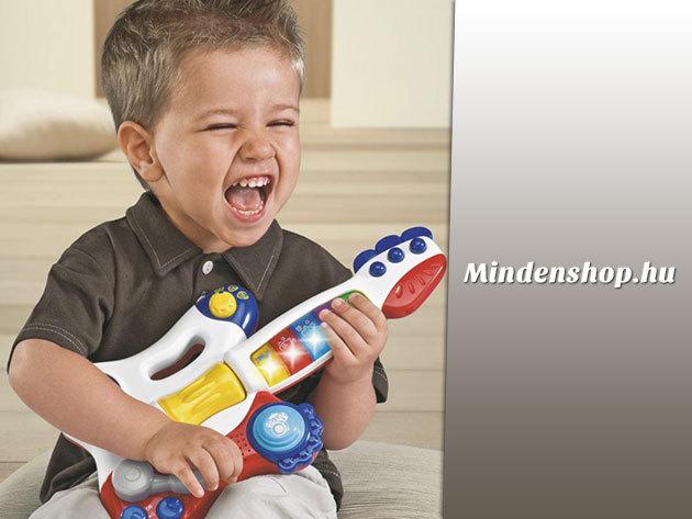Chicco DJ mixer - elemes gitár kisgyerekeknek, 6.990 Ft helyett 3.990 Ft-ért!