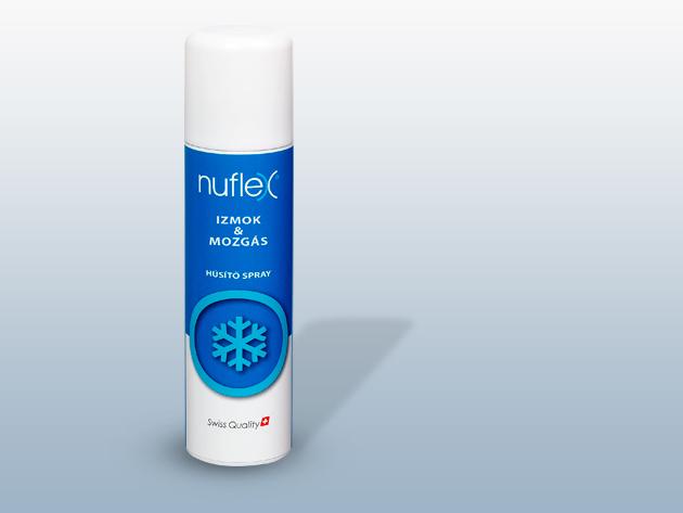 Nuflex Hűsítő Spray 150ml