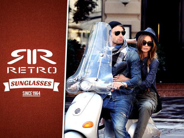 Eredeti RETRO napszemüvegek szenzációs áron, 6.995 Ft-ért!