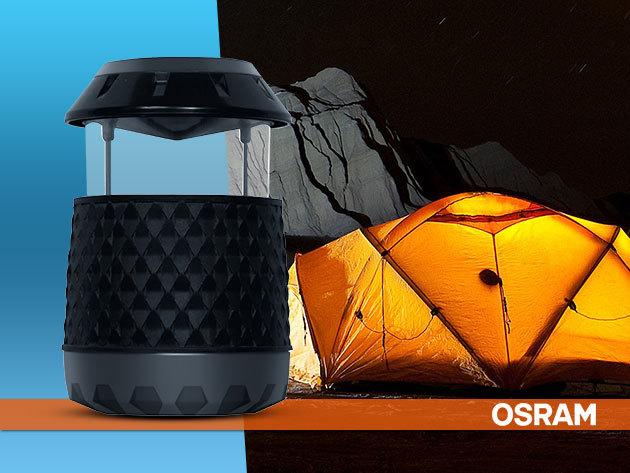 Fényforrás a szabadban! OSRAM CROSSER TUBE LED kemping lámpa 4.990 Ft-ért!