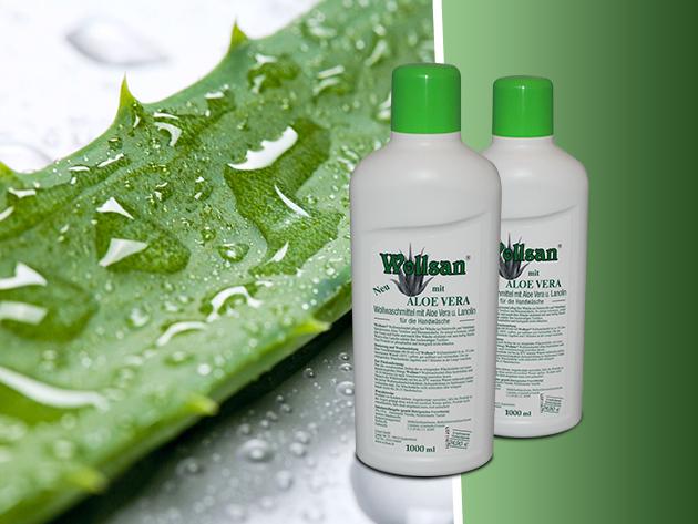 Bársonyosan puhák lesznek gyapjú ruháid, ha Wollsan gyapjúmosót használsz! 2 liter most csak 2.990 Ft!