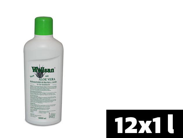 Wollsan Gyapjúmosószer, 12*1 L