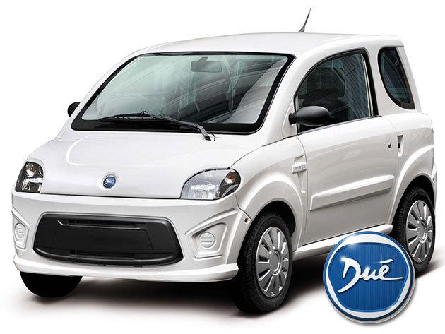 Mopedautó 400.000 Ft kezdőrészlettel – Dué First: alacsony fogyasztás, megnyerő külső, ajándék Tolató radar!